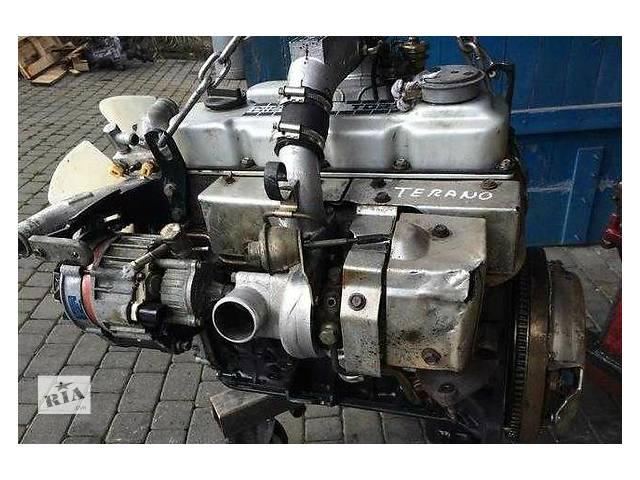 бу Б/у двигун для легкового авто Nissan Terrano 2.7 td в Ужгороде