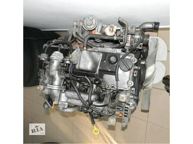 Б/у двигун для легкового авто Nissan Terrano 3.0 d- объявление о продаже  в Ужгороде