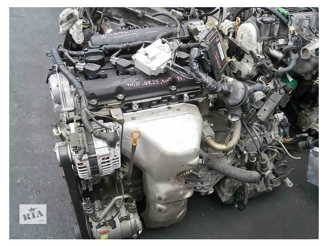 Б/у двигун для легкового авто Nissan X-Trail 2.5- объявление о продаже  в Ужгороде