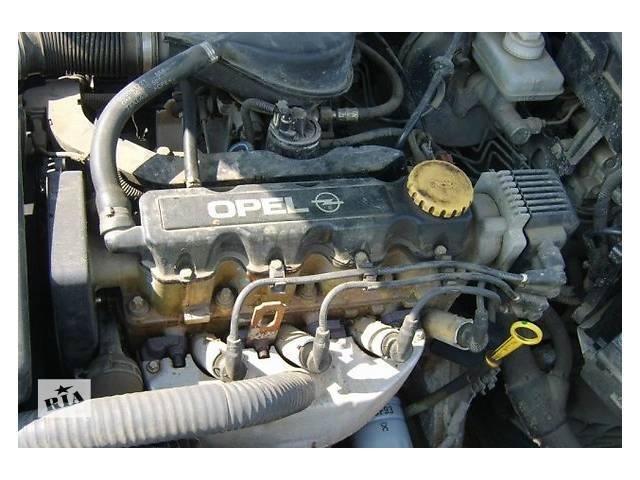 Б/у двигун для легкового авто Opel Astra F 1.6- объявление о продаже  в Ужгороде