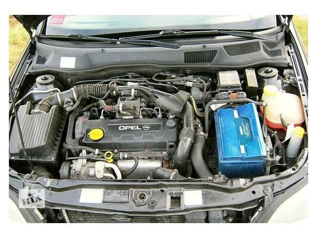 бу Б/у двигун для легкового авто Opel Astra G 2.0 в Ужгороде