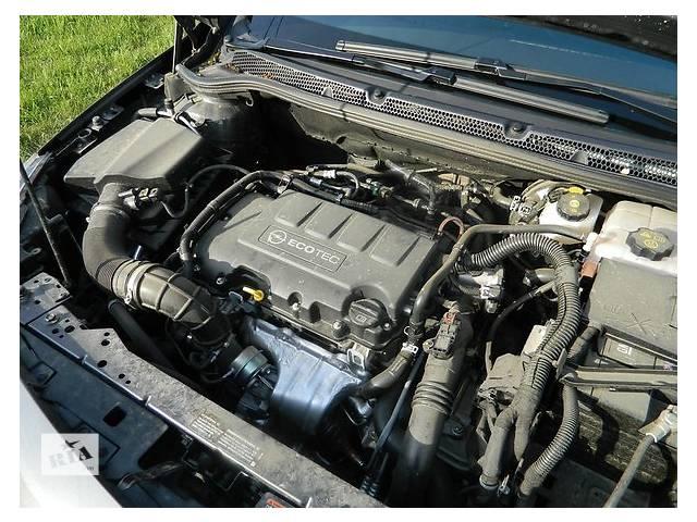 продам Б/у двигун для легкового авто Opel Astra J 1.4 t бу в Ужгороде