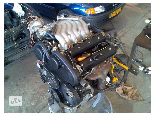 продам Б/у двигун для легкового авто Opel Calibra 2.5 бу в Ужгороде