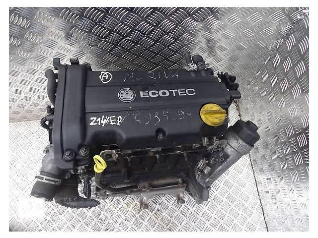 купить бу Б/у двигун для легкового авто Opel Corsa 1.4 в Ужгороде