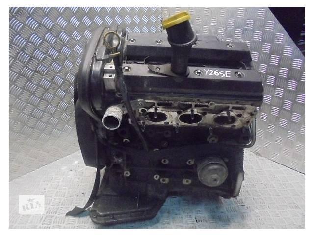 Б/у двигун для легкового авто Opel Vectra B 2.6- объявление о продаже  в Ужгороде