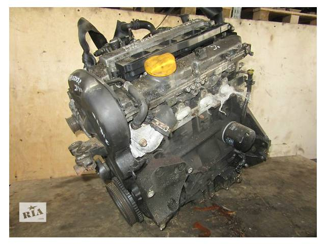 продам Б/у двигун для легкового авто Opel Vectra C 1.8 бу в Ужгороде