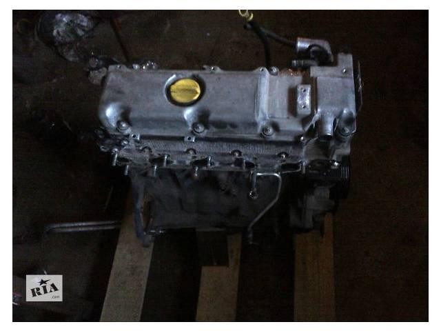 Б/у двигун для легкового авто Opel Vectra C 2.2 dti- объявление о продаже  в Ужгороде