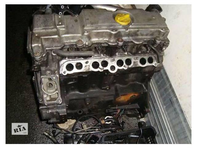 продам Б/у двигун для легкового авто Opel Zafira 2.2 dti бу в Ужгороде