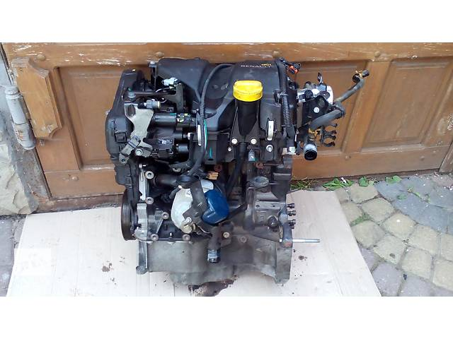 бу Б/у двигун для легкового авто Рено Renault Дастер Duster в Львове