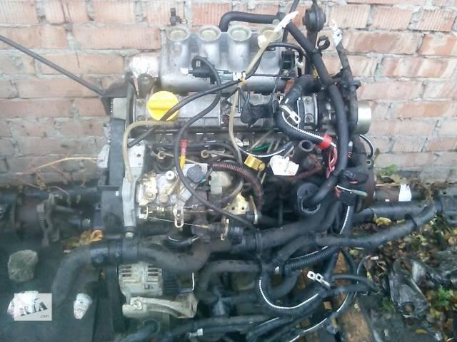 Б/у двигун для легкового авто Renault Kangoo- объявление о продаже  в Львове