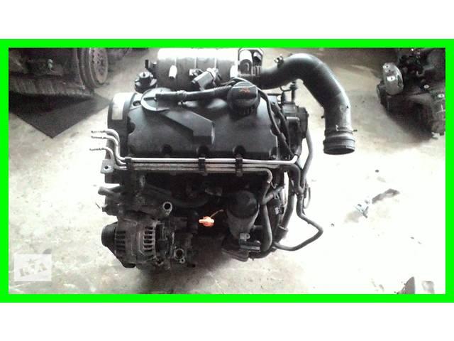 купить бу Б/у двигатель для легкового авто Volkswagen Caddy, 2.0 сди гарантия в Яворове