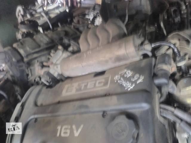 купить бу Б/у двигун для легкового авто Daewoo Nexia 1,6 бензин в Львове