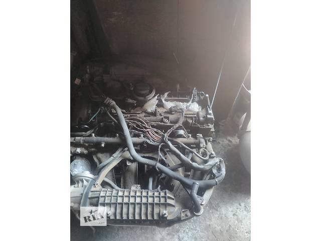 купить бу Б/у двигун для седана Mercedes E-Class в Львове