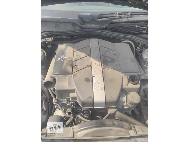 купить бу Б/у двигун для легкового авто Mercedes S-Class в Львове