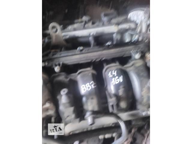 купить бу Б/у двигун для седана Skoda Fabia в Львове