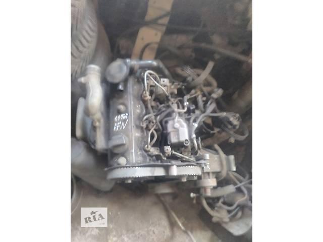 бу Б/у дизельний двигун для легкового авто Volkswagen Passat B5, Volkswagen Golf III, Golf IV. в Львове