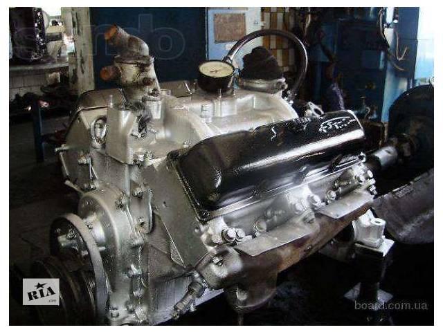 бу Б/у двигатель для грузовика ЗИЛ 130 в Львове