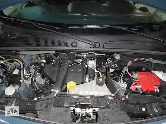 купить бу Б/у Двигун Двигатель 1,5DCI K9Kотор Renault Kangoo Megane Scenic 2 1,5 DCI в Рожище