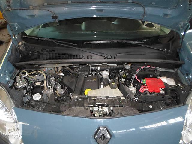 бу Б/у Двигун Двигатель Мотор 1,5DCI K9K 50кВт, 63кВт, 78кВт (68л.с. 86л.с. 106л.с) Renault Kangoo Рено Кенго в Рожище