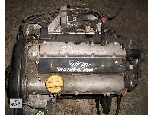 продам Б/у Двигун Двигатель Мотор 1,6 16V бензин Opel Zafira Опель Зафира 2003 бу в Рожище