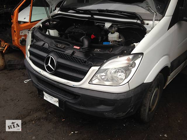 бу Б/у Двигун Двигатель Мотор 2,2 CDI Mercedes Sprinter W906 Мерседес Спринтер 315 Bi-Turbo Дельфин 2006-2012г.г. в Луцке