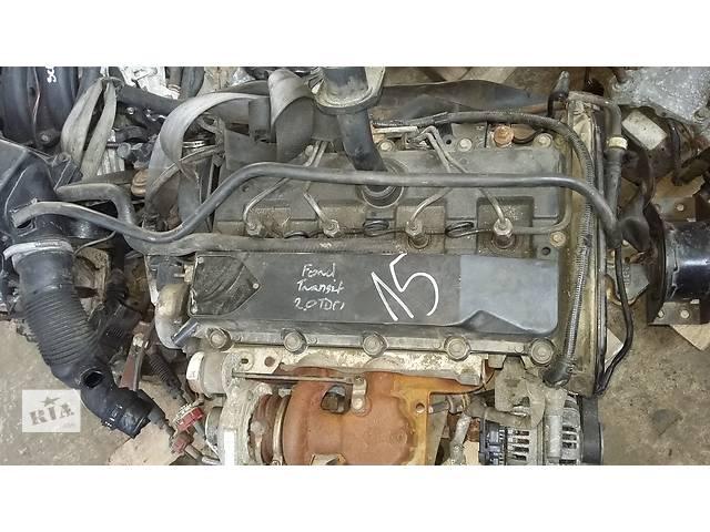 бу Б/у Двигун Двигатель Мотор дизель 2,4 TDCI Форд Транзит Ford Transit 2004 в Рожище