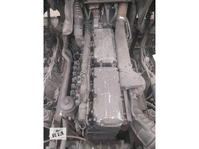 бу б/у Двигун Двигатель Мотор в сборе Даф Daf XF 95 Евро3 385л.с. в Рожище