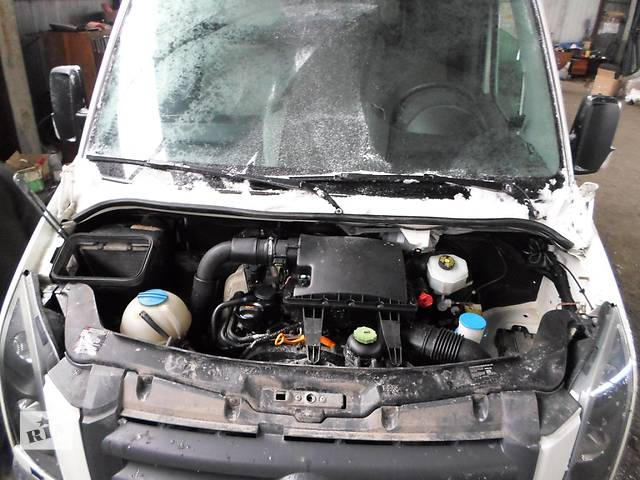 продам Б/у Двигун мотор Volkswagen Crafter Фольксваген Крафтер 2.5 TDI 2006-2010 бу в Рожище