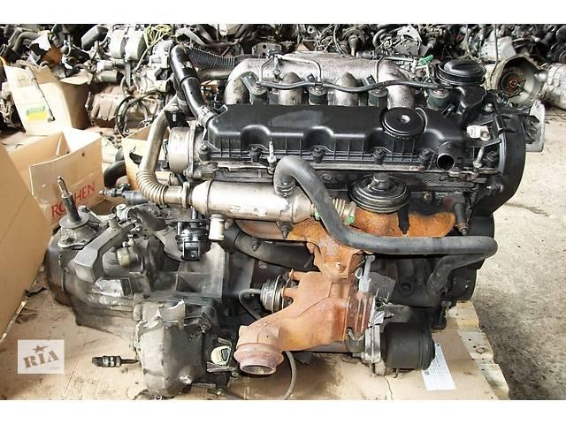 купить бу Б/у Двигун Нависне 1,4 Дизель Пежо Peugeot 307 2004 в Рожище