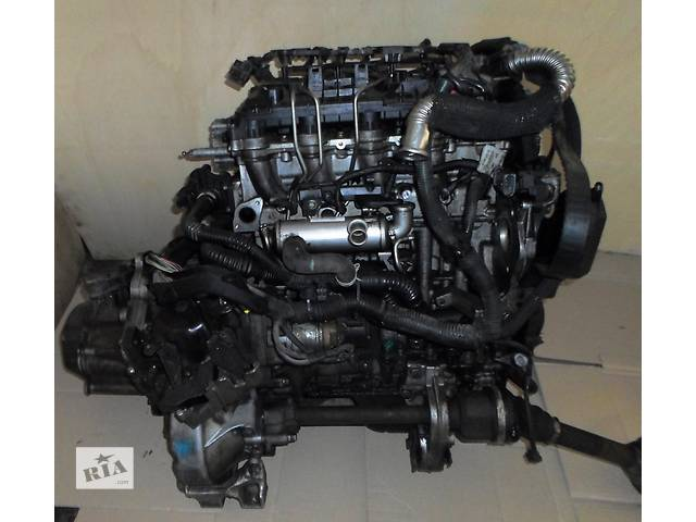 бу Б/у Двигун Нависне 1,4 Дизель Пежо Peugeot 307 2004 в Рожище