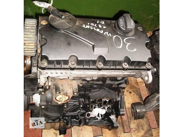 бу Б/у Двигун в зборі і по запчастинах для Volkswagen Passat (все) Пассат 1,9 tdi 2003 в Рожище