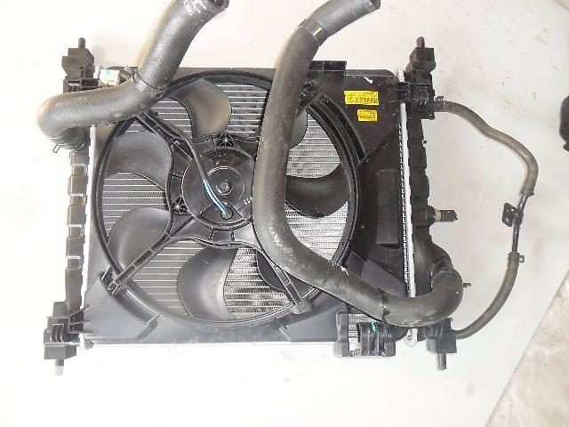 продам Б/у диффузор для легкового авто Chevrolet Spark 1.0 бу в Ровно