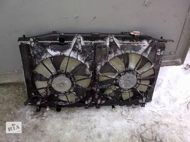 продам Б/у диффузор для легкового авто Honda Accord бу в Ровно
