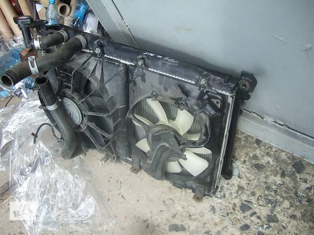 продам Б/у диффузор для легкового авто Honda Civic бу в Ровно