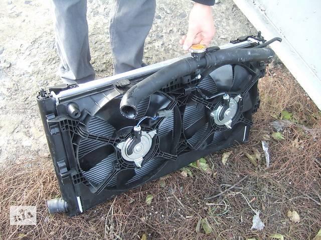 продам Б/у диффузор для легкового авто Mitsubishi Outlander XL бу в Ровно