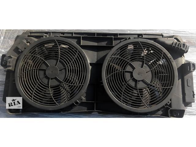 Б/у диффузор, дифузор с вентиляторами Mercedes Vito (Viano) Мерседес Вито (Виано) V639 (109, 111, 115, 120)- объявление о продаже  в Ровно