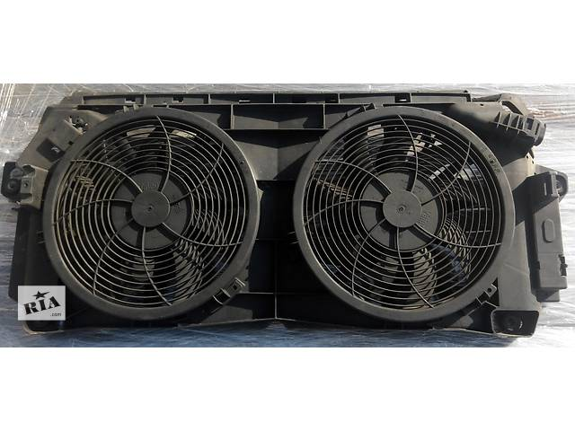 продам Б/у диффузор, дифузор с вентиляторами Mercedes Vito (Viano) Мерседес Вито (Виано) V639 (109, 111, 115, 120) бу в Ровно