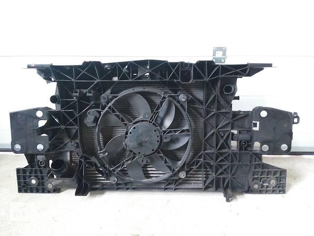 продам Б/у диффузор + радиаторы + окуляр для легкового авто Renault Megane III, Меган 3 бу в Калуше