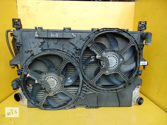 купить бу Б/у диффузор с вентиляторами для Fiat Ducato Фиат Фіат Дукато 2,2/2,3 I c 2006г. в Ровно