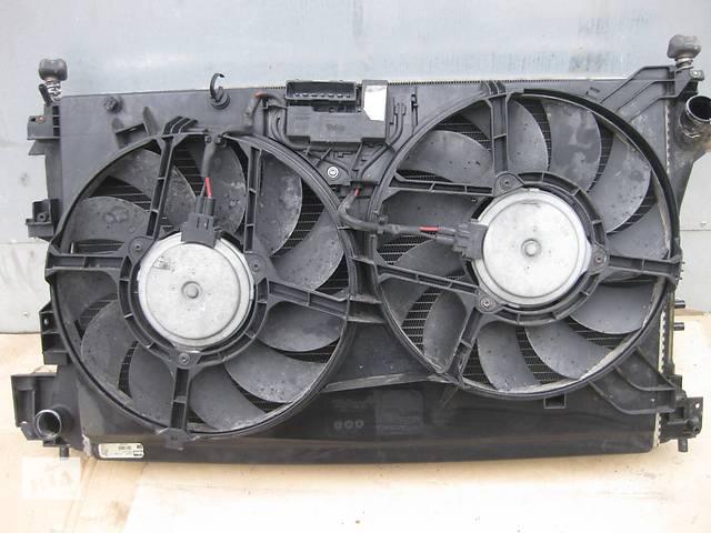 бу Б/у диффузор в сборе вентилятор блок управления Opel Vectra C Вектра с в Львове