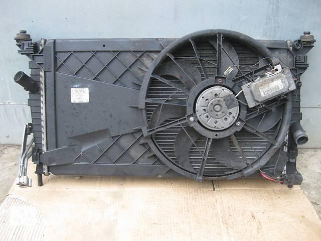 продам Б/у диффузор вентилятор радиатор для хэтчбека Mazda 3 бу в Львове