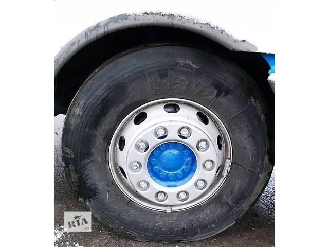 бу Б/у диск 22,5 с шиной для МАН MAN TGA 480 Evro3 2003 в Рожище