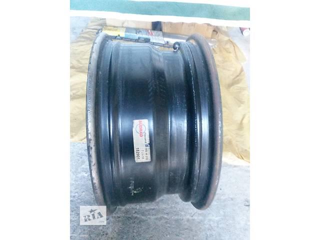 бу Б/у диск 7j×15H2 ET-37  для Volksvagen passat легковой в Виннице