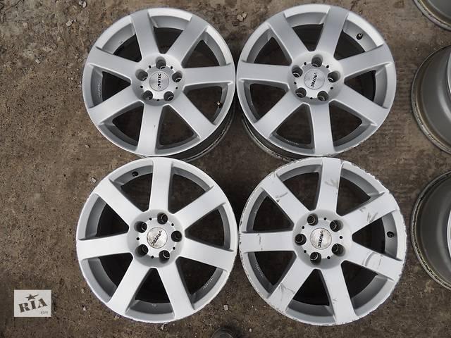 Б/у диск Autec R17 5x112 7.5j et35 Skoda Octavia Superb A5 Audi A4 A6 VW Passat- объявление о продаже  в Львове