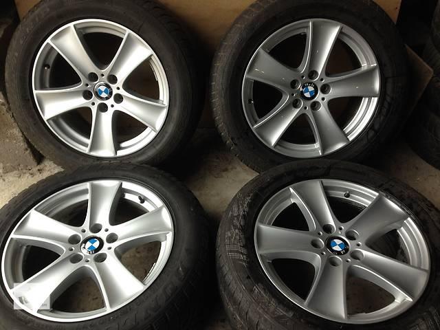бу Б/у диск  BMW R18 5x120 8.5j ET46 X3 X5 X6 VW T5 Touareg Туарег БМВ Х в Львове