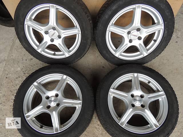 продам Б/у диск Dezent 4 R16 4x100 6,5j et45 Renault Megane Scenic Opel Asra Vectra VW бу в Львове