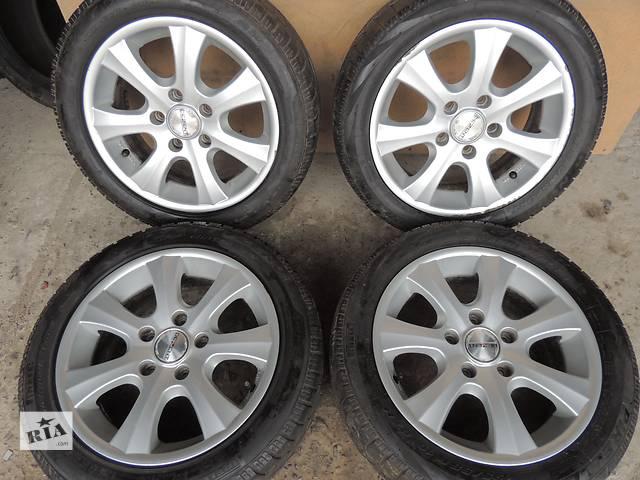 бу Б/у диск Dezent (BMW) R16 5x120 7j ET37 F10 3-series VW T5 Reanult Trafic БМВ в Львове