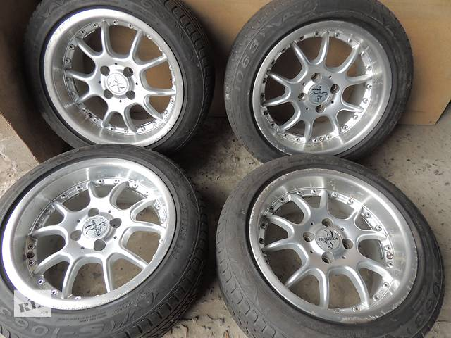бу Б/у диск для BMW KESKIN R15 4x100 8j et15 Opel Astra Vectra VW Honda Toyota Kia в Львове