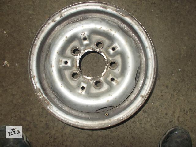 Б/у диск для грузовика Mercedes 208 1994- объявление о продаже  в Тлумаче