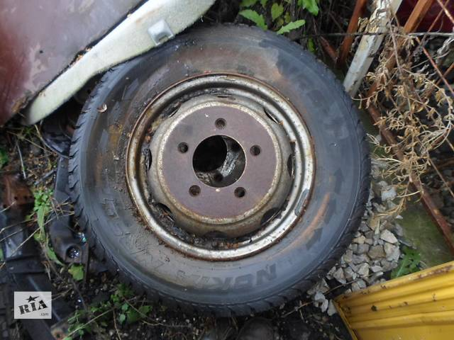 Б/у диск для грузовика Mercedes 507- объявление о продаже  в Берегово (Закарпатской обл.)